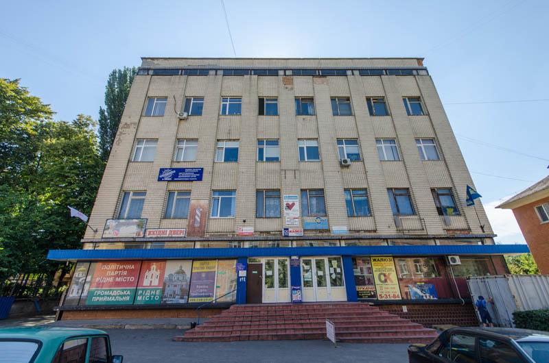 Л. Курбаса, 3 Image
